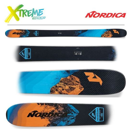 Narty Nordica ENFORCER FREE 104 2021