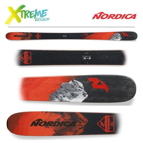 Narty Nordica ENFORCER FREE 94 2021