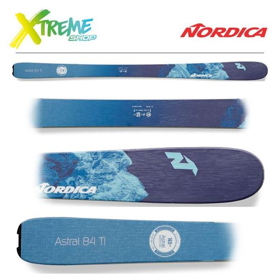 Narty Nordica ASTRAL 84 2021