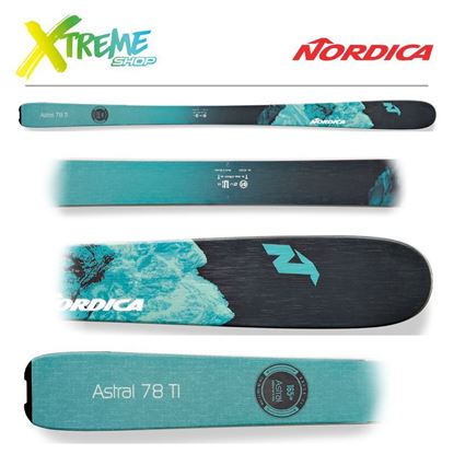 Narty Nordica ASTRAL 78 2021