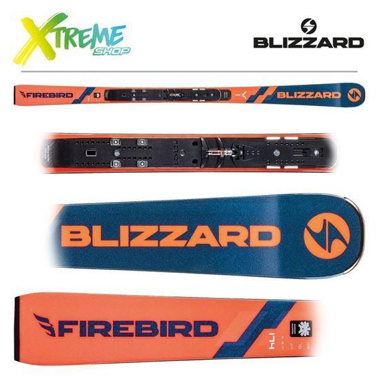 Narty Blizzard FIREBIRD HRC WC-PISTON 2022