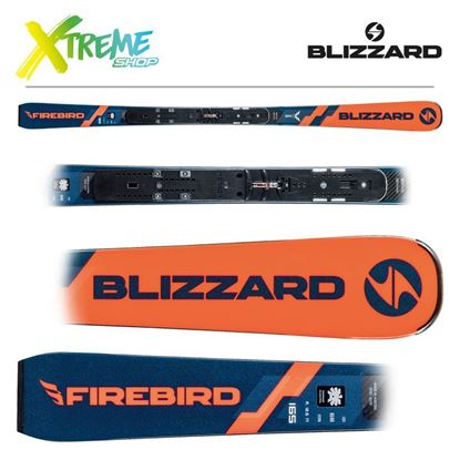 Narty Blizzard FIREBIRD SRC WC-PISTON 2021