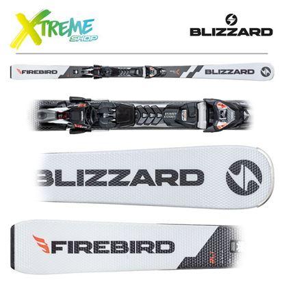 Narty Blizzard FIREBIRD RACE TI 2021 + Wiązania TPX 12 DEMO