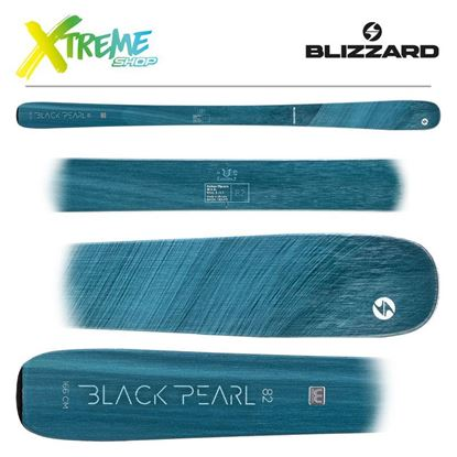 Narty Blizzard BLACK PEARL 82 2021