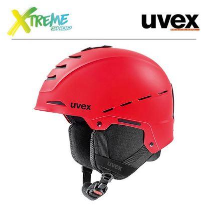 Kask Uvex LEGEND Red Mat