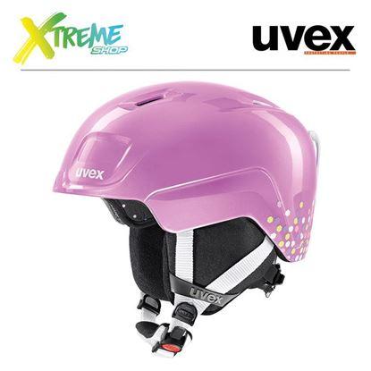Kask Uvex HEYYA Pink Confetti