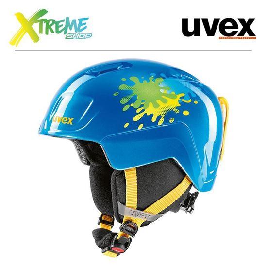 Kask Uvex HEYYA Blue Splash