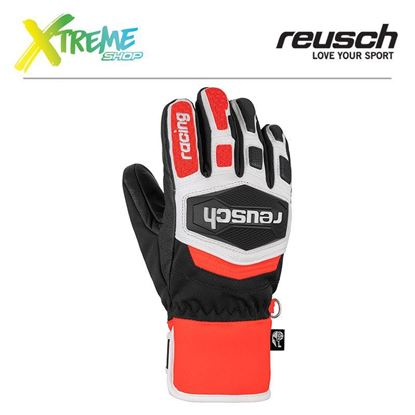 Rękawice Reusch Worldcup Warrior Training R-TEX XT Junior