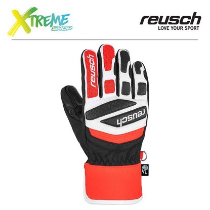 Rękawice Reusch Worldcup Warrior Prime R-TEX XT Junior