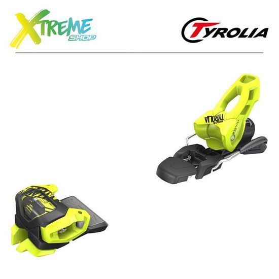 Wiązania Tyrolia ATTACK2 11 GW Flash Yellow 1