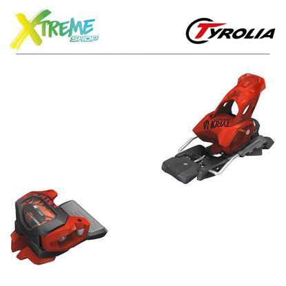 Wiązania Tyrolia ATTACK2 13 GW Red + Skistopery 1