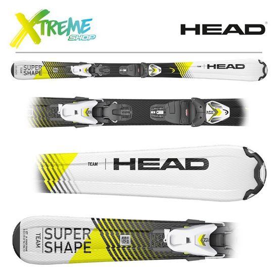 Narty Head SUPERSHAPE TEAM SLR PRO 2021 + Wiązanie SLR 4.5/7.5 GW