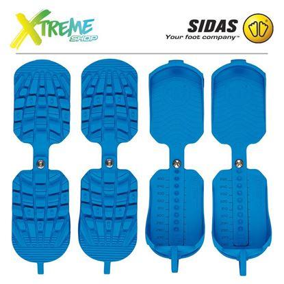 Ochraniacze butów narciarskich Sidas SKI BOOT TRACTION 5 Blue 1