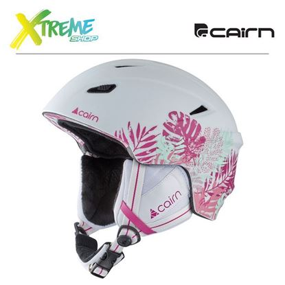 Kask Cairn PROFIL White Floral