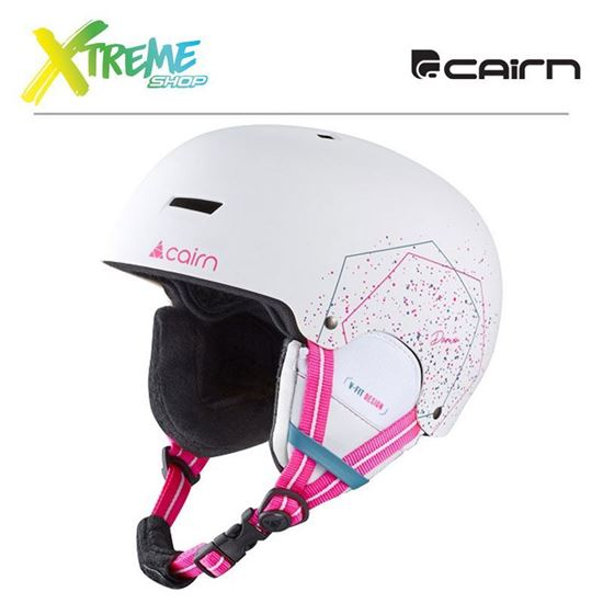 Kask Cairn DARWIN White Spray
