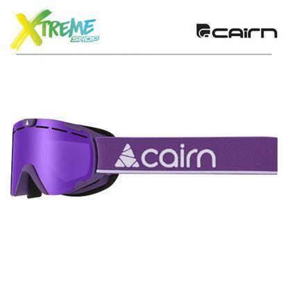 Gogle Cairn SCOOP Mat Ultraviolet