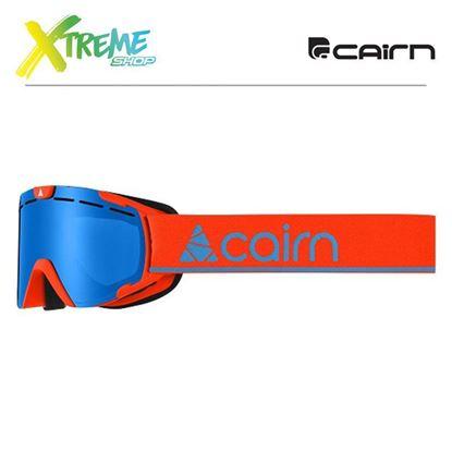 Gogle Cairn SCOOP Mat Orange