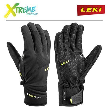 Rękawice narciarskie Leki PROGRESSIVE 3S 643884302