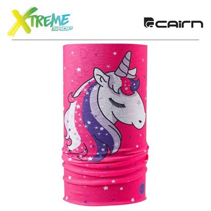 Komin Cairn MALAWI TUBE JUNIOR Fuschia Unicorn