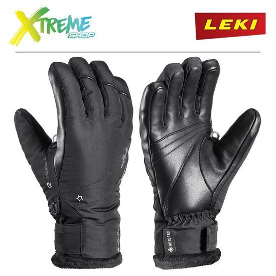 Rękawice narciarskie Leki SNOWBIRD 3D GTX LADY 650803201