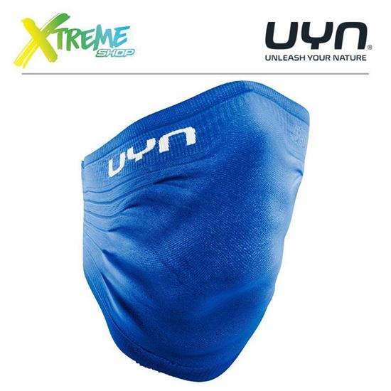 Maska ochronna sportowa UYN COMMUNITY MASK UNISEX WINTER Bright Blue
