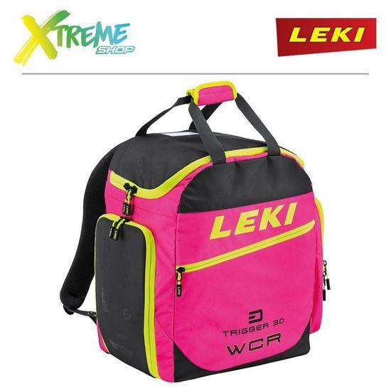 Plecak na buty Leki SKI BOOTBAG WCR 60L Pink