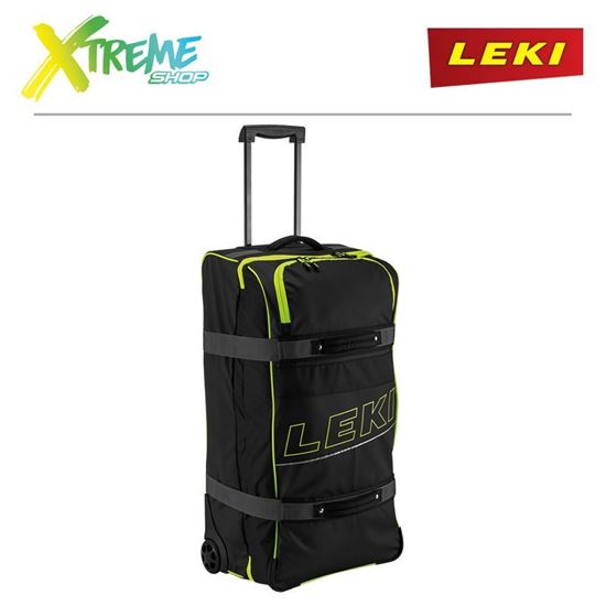 Torba podróżna Leki TRAVEL TROLLEY Black