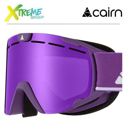 Gogle Cairn SCOOP 838 Mat Ultraviolet 1