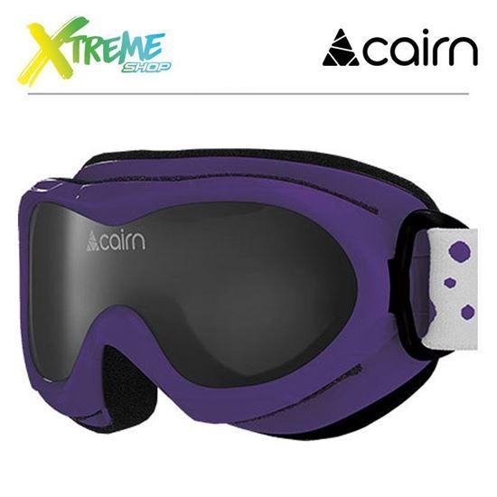 Gogle Cairn BUG 438 Shiny Purple 1