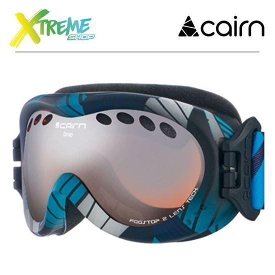 Gogle Cairn DROP 8896 Blue Breakdown 1