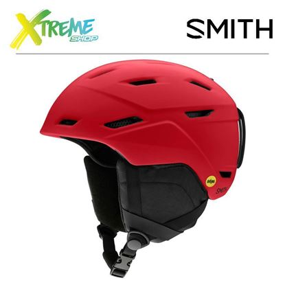 Kask Smith MISSION MIPS Matte Lava