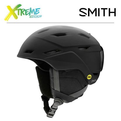 Kask Smith MISSION MIPS Matte Black