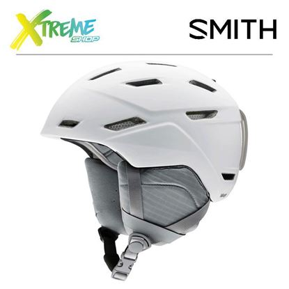 Kask Smith MIRAGE Matte White