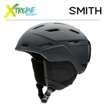 Kask Smith MIRAGE Matte Black Pearl