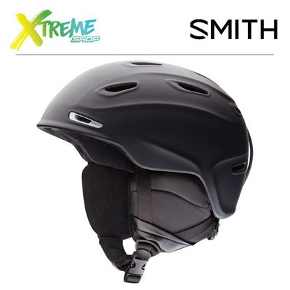 Kask Smith ASPECT Matte Black