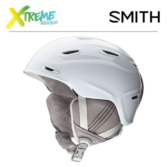Kask Smith ARRIVAL White