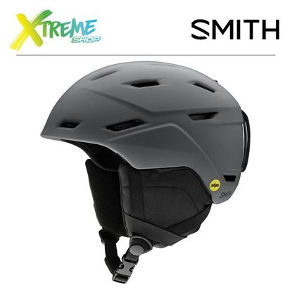 Kask Smith MISSION MIPS Matte Charcoa